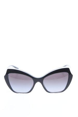 "Dolce & Gabbana Okulary motylki ""DG 0DG4361 52 53838G"" czarny"