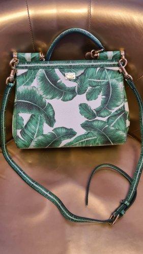 Dolce & Gabbana Borsetta verde prato