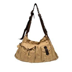 Dolce&Gabbana Canvas Shoulder Bag