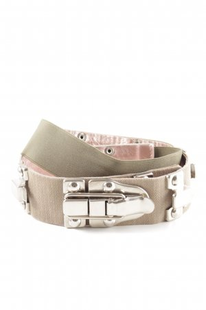 Dolce & Gabbana Canvas Belt khaki casual look