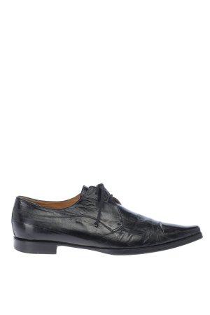 Dolce & Gabbana Protège-orteil noir style d'affaires