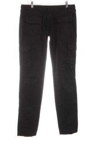 Dolce & Gabbana Cargo Pants black cotton