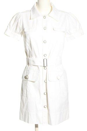 Dolce & Gabbana Cargokleid weiß Casual-Look