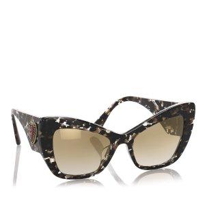 Dolce&Gabbana Cat Eye Tinted Sunglasses