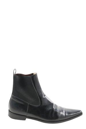 Dolce & Gabbana Chelsea Boot noir élégant