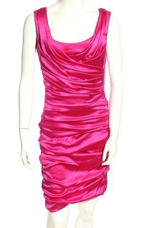 Dolce & Gabbana Cocktailkleid pink Elegant