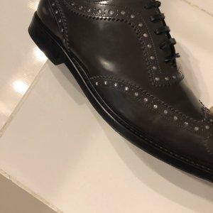 Dolce & Gabbana College Schuhe mit Strass