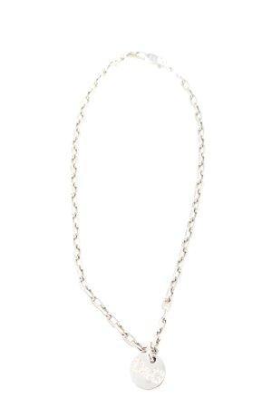 Dolce & Gabbana Collier argento elegante
