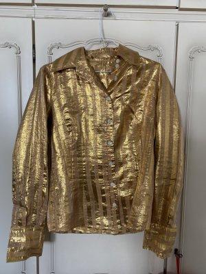 Dolce @ Gabbana D&G Hemd Gold 36