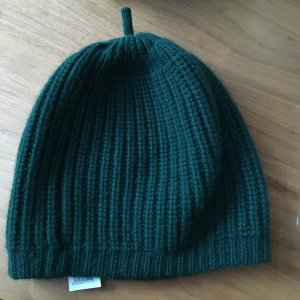 Dolce & Gabbana Knitted Hat cadet blue mixture fibre
