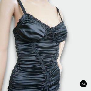 Dolce & Gabbana Damen Top in Knitteroptik | Größe: 34