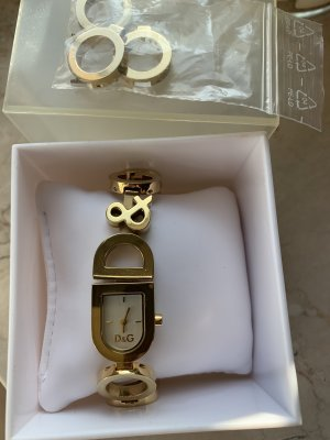 Dolce & Gabbana Analog Watch gold-colored