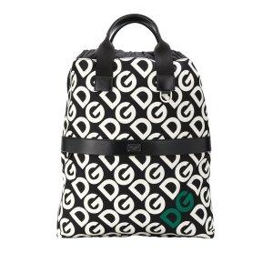 Dolce&Gabbana DG Logo Mania Nylon Backpack
