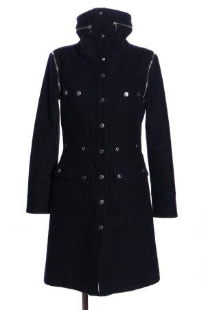 Dolce & Gabbana Prochowiec czarny W stylu casual