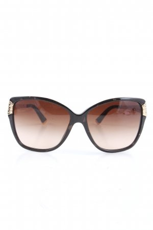 Dolce & Gabbana Angular Shaped Sunglasses brown casual look