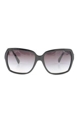 Dolce & Gabbana Angular Shaped Sunglasses black business style