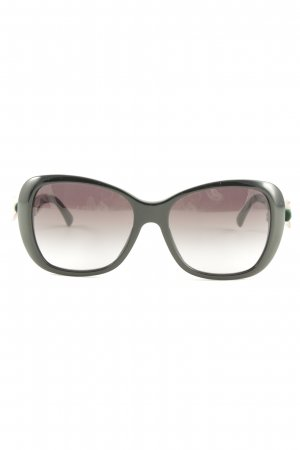Dolce & Gabbana Angular Shaped Sunglasses black-pink casual look