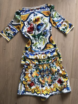 Dolce & Gabbana Ensemble Blusenshirt + Shorts
