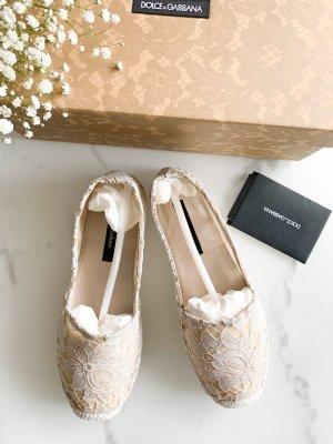 Dolce Gabbana Espadrilles Gr. 37 *NEU*