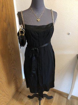 Dolce & Gabbana Etui Kleid Schwarz RAR