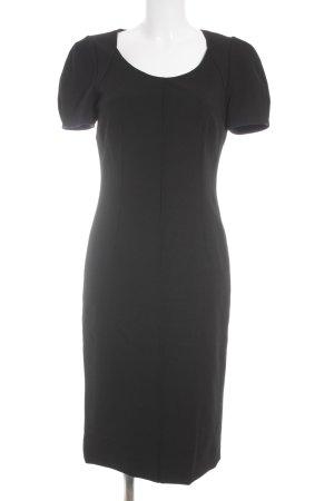 Dolce & Gabbana Etuikleid schwarz Business-Look