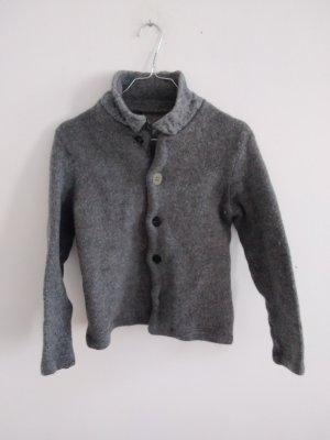 dolce gabbana filz strick jacket