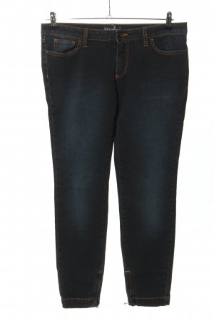 Dolce & Gabbana Pantalon cinq poches bleu style décontracté