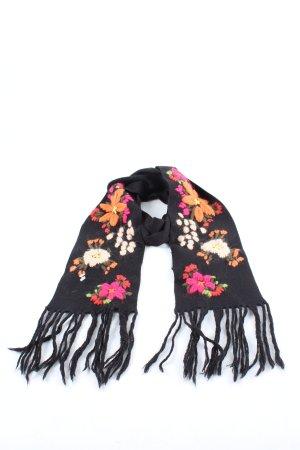 Dolce & Gabbana Sciarpa con frange multicolore stile casual