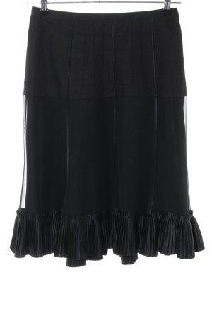Dolce & Gabbana Flared Skirt black casual look