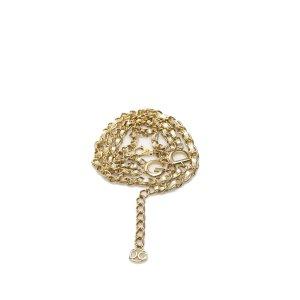 Dolce & Gabbana Ceinture doré métal
