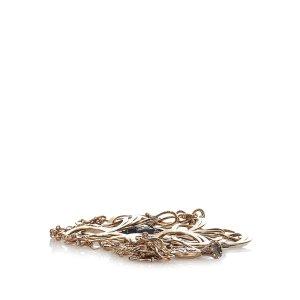 Dolce & Gabbana Cinturón color oro metal