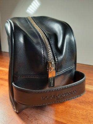 Dolce & Gabbana Mini Bag black-gold-colored polyurethane