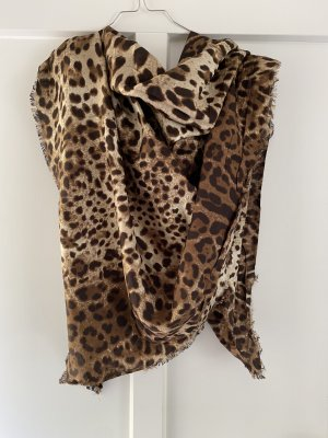 Dolce & Gabbana Chusta na ramiona Wielokolorowy