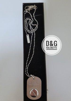 Dolce&Gabbana Halskette Silber