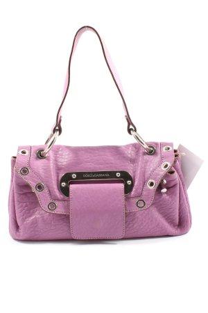Dolce & Gabbana Handtasche pink Casual-Look