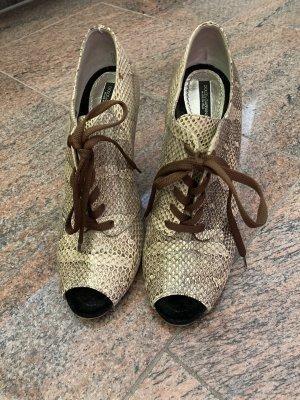 Dolce & Gabbana Heels peeptoes Gr. 39