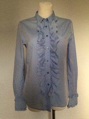 Dolce & Gabbana Long Sleeve Shirt azure
