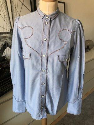Dolce & Gabbana Hemd in Blau