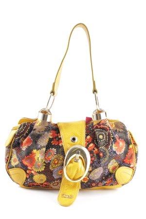 Dolce & Gabbana Henkeltasche Allover-Druck Elegant