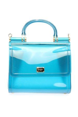 """Dolce & Gabbana Henkeltasche """"Sicily Bag Small"""" blau"""