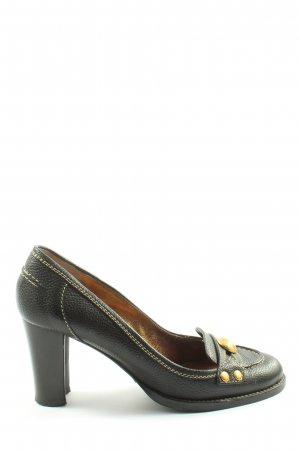 Dolce & Gabbana High Heels black business style