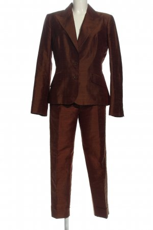 Dolce & Gabbana Trouser Suit brown business style