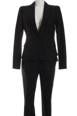 Dolce & Gabbana Hosenanzug schwarz Business-Look