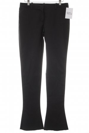 Dolce & Gabbana Low-Rise Trousers taupe-dark blue mixture fibre