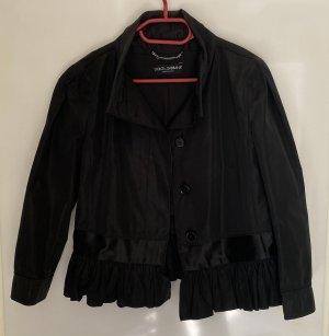 Dolce & Gabbana Veste chemisier noir