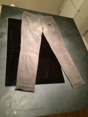 Dolce & Gabbana Jeans Gr. 38 grau