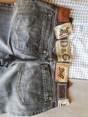 Dolce & Gabbana Jeans svasati nero