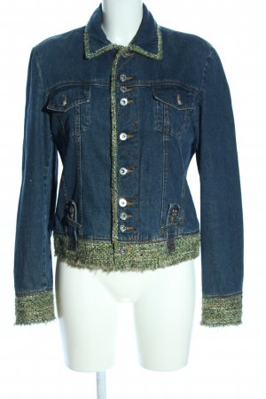 Dolce & Gabbana Denim Jacket blue casual look