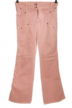 Dolce & Gabbana Jeansschlaghose pink Casual-Look