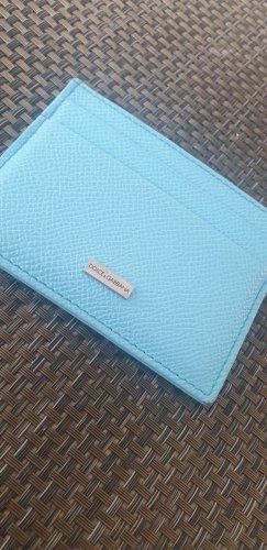 Dolce & Gabanna Custodie portacarte blu